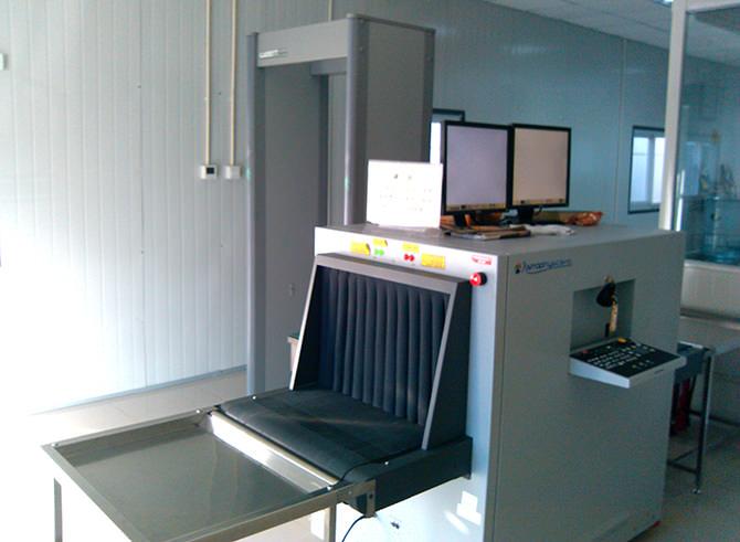 天体物理XIS-6040通道式进口X光机,安检X光机