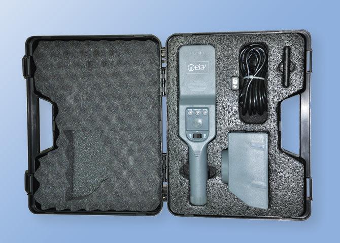 启亚pd-140vr金属探测器,防盗金属探测器