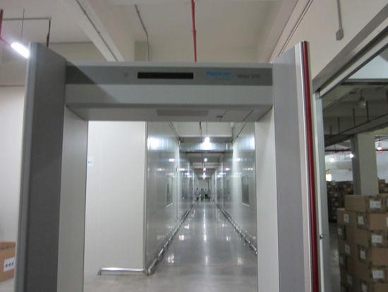 进口安检门工作原理