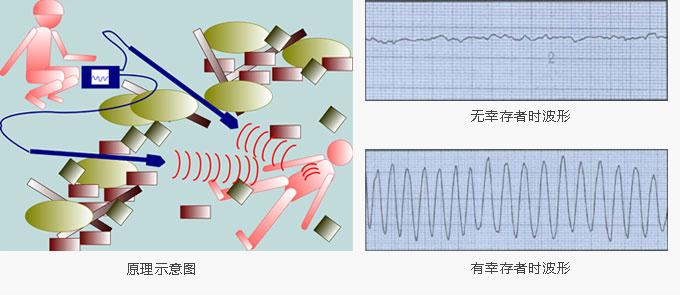 日本进口Life Detector雷达生命探测仪