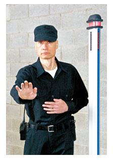 """英国cellsense""""小哨兵""""移动电子手机检测门"""
